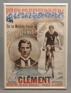 Zimmerman Poster, Dunlop Clement
