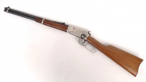 "Winchester ""Cowboy Commemorative"" rifle, also marked ""Model 1894 Winchester"". 38"" L."