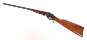 "Stevens Marksman 22 rifle. 36"" overall L. PLEASE NOTE: We will have a FFL Dealer on site,"