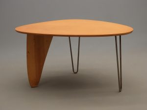 "an Isamu Noguchi ""Rudder"" table (for Herman Miller)"